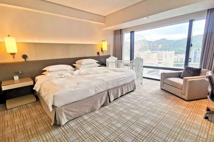 台北萬豪酒店豪華套房行政酒廊設施防疫早餐
