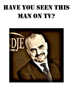 HAVE YOU SEEN THIS MAN ON TV