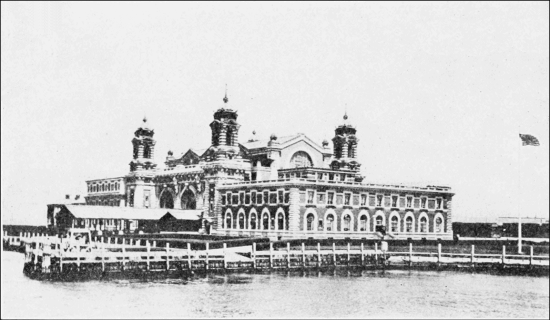 U.S. Immigration Station, Ellis Island, New York