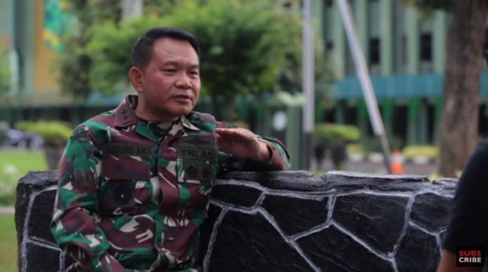 Letjen Dudung Abdurachman