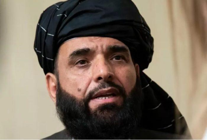 Juru Bicara Taliban Suhail Shaheen