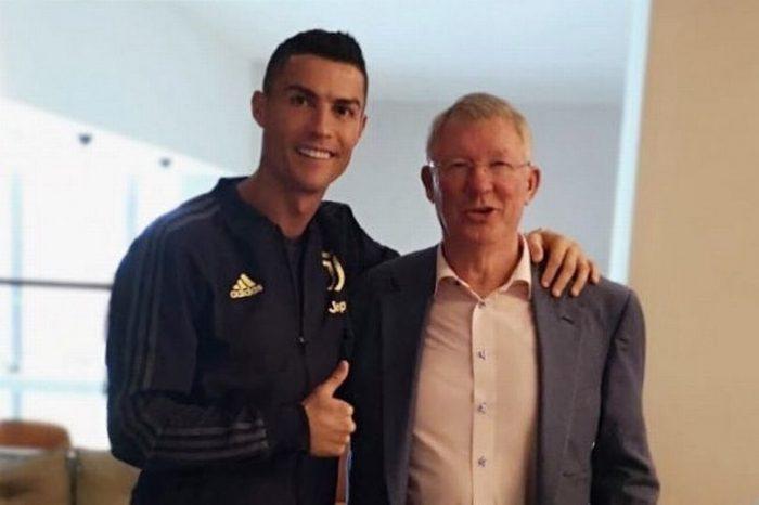 Ronaldo dan Ferguson