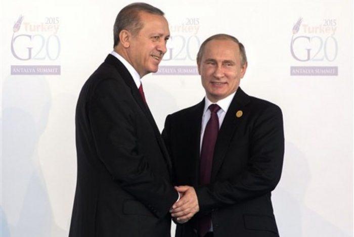 Erdogan dan Putin