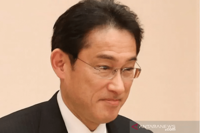 Fumio Kishida Jadi PM Jepang