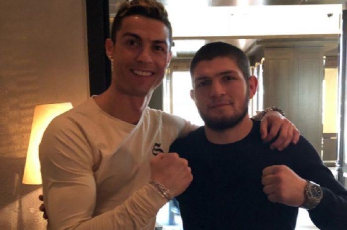 Ronaldo dan Khabib