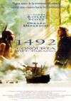 Cartel de la pelicula 1492 La conquista del paraiso