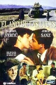 Cartel de la película El año de las luces