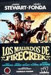 Cartel de la película Los malvados de Firecreek
