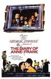 Cartel de la pelicula El diario de Ana Frank