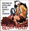Cartel de la pelicula Blood Feast