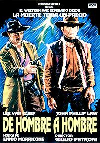 Cartel de la película De hombre a hombre