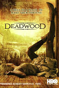 Cartel de la pelicula Deadwood