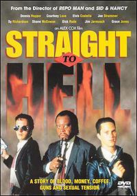 Cartel de la película Straight to Hell
