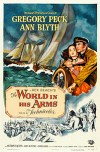 Cartel de la película El mundo en sus manos