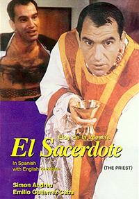 Cartel de la película El sacerdote