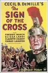 Cartel de la pelicula El signo de la cruz