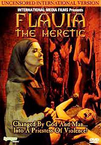 Cartel de la pelicula Flavia La novicia musulmana