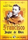 Cartel de la película Francisco juglar de Dios