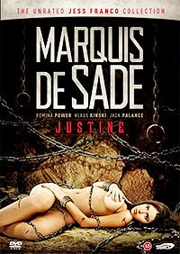 Cartel de la película Justine: Marqués de Sade