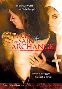 Cartel de la pelicula Le monache di Sant Arcangelo