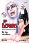 Cartel de la película Las poseídas del Demonio