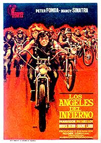 Cartel de la película Los ángeles del infierno