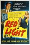 Cartel de la película Luz roja