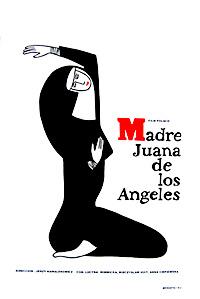 Cartel de la película Madre Juana de los Ángeles