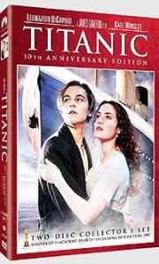 Cartel de la película Titanic