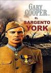 Cartel de la película El Sargento York