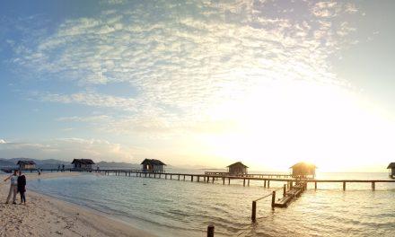 Maldives Ala Indonesia Bernama Pulo Cinta