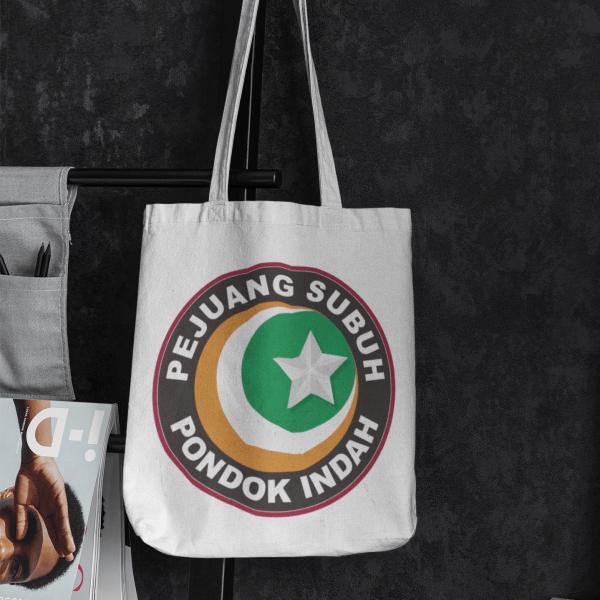 Pejuang Subuh Pondok Indah Tote Bag