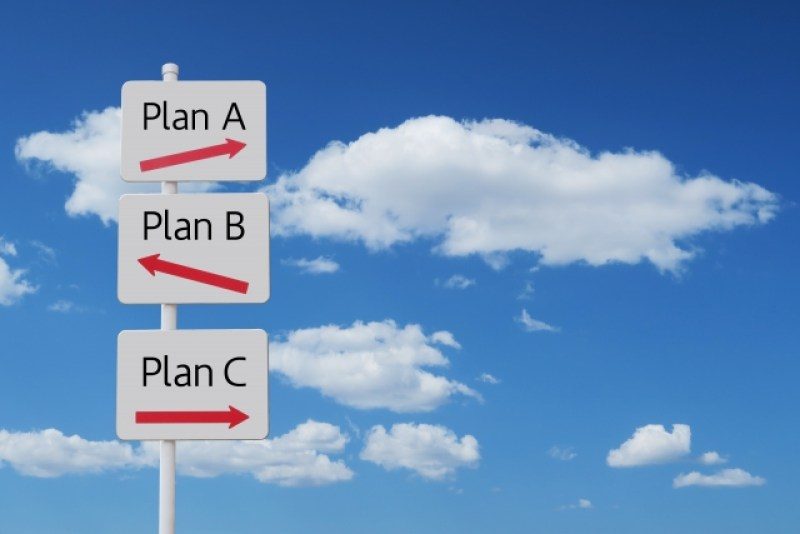 方向の選択肢