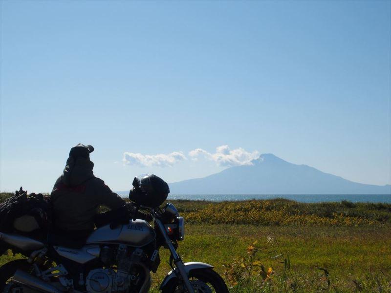 バイク旅(北海道)