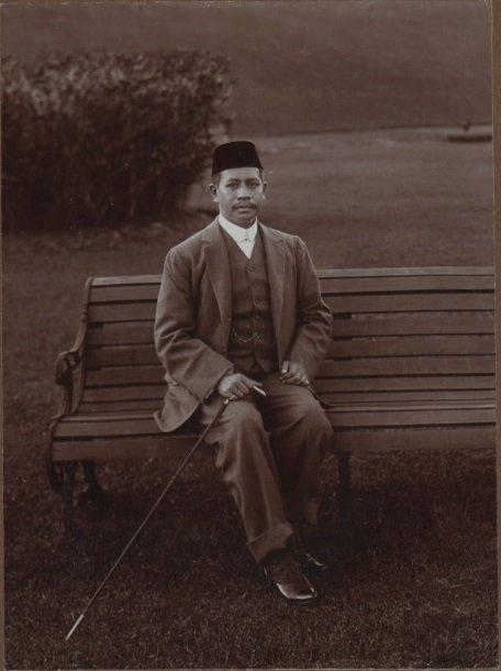 sultan_zainal_abidin_III_1909