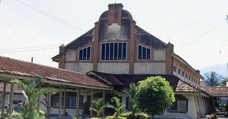 Pembukaan Maktab Perguruan Sultan Idris Pekhabar