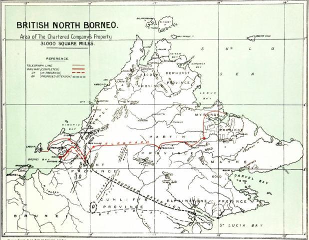 syarikat borneo utara