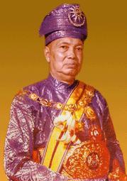 Sultan Hisamuddin Alam Shah Al-Haj