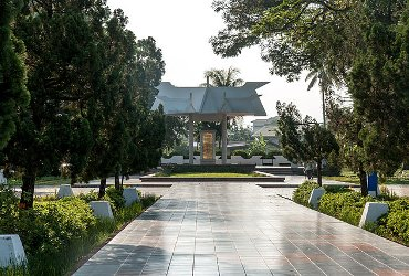 petagas war memorial