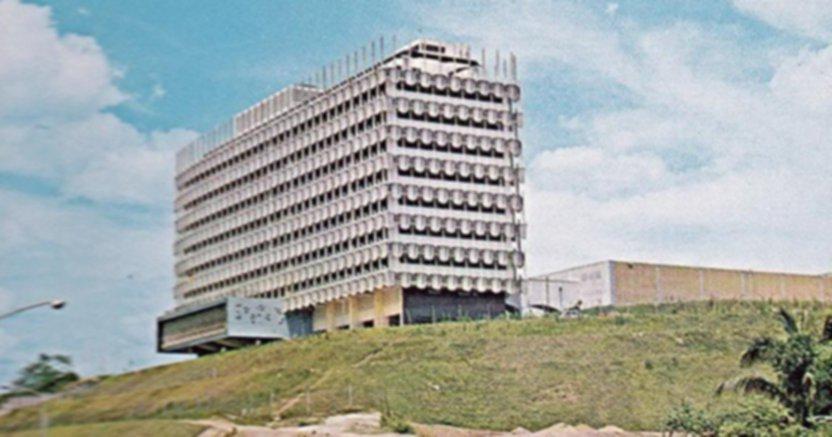 Pembukaan Pusat Penyiaran Malaysia Angkasapuri