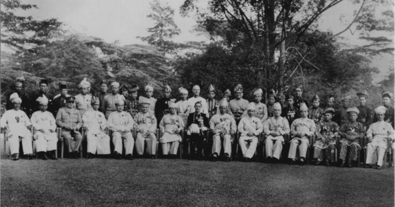 Persidangan Pertama Majlis Raja-Raja Melayu
