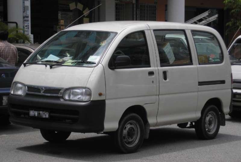 Perodua keluaran facelift