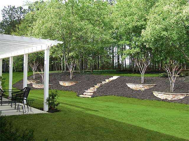 Popular 25 Best Ideas About Backyard Hill Landscaping On ... on Backyard Hill Landscaping Ideas id=19771