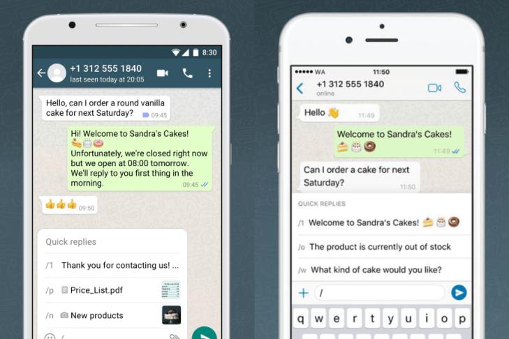 Perbedaan WhatsApp Android