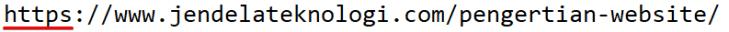 Scheme URL