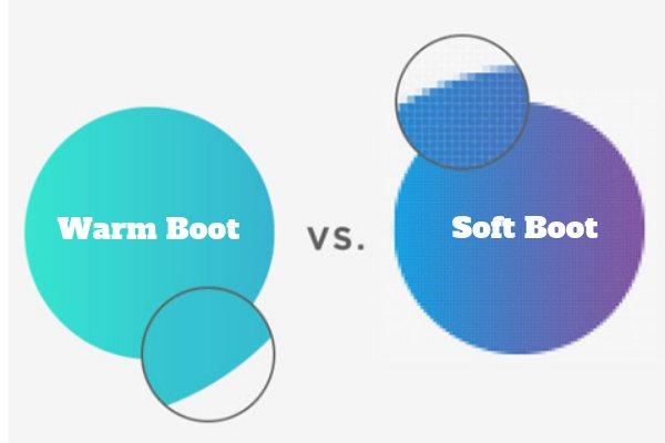Perbedaan Warm Boot dan Soft Boot