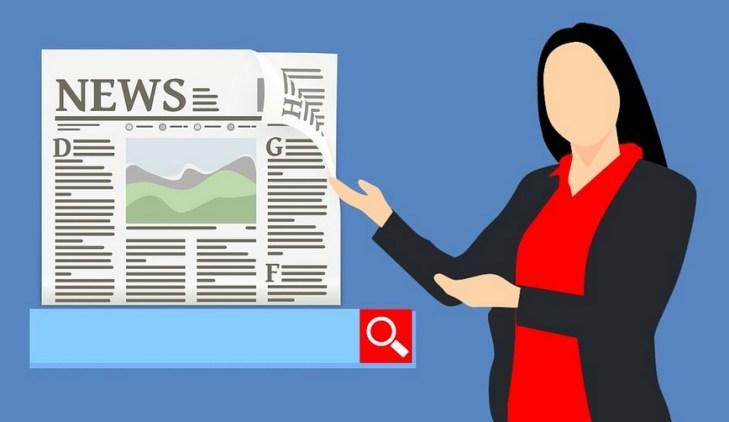 Pengertian Internet - Manfaat untuk mengakses berita