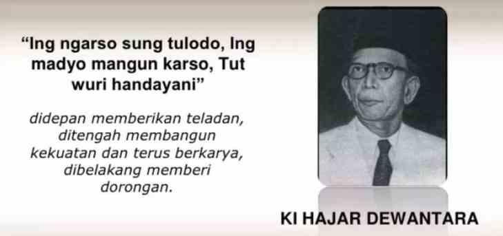 Sejarah Ki Hajar Dewantara