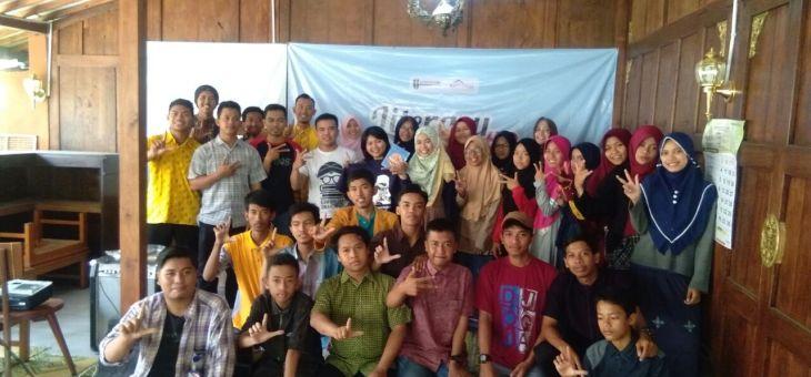 Empat Anak Asuh PAM Ashabul Kahfi Mengikuti Ajang Literacy Camp