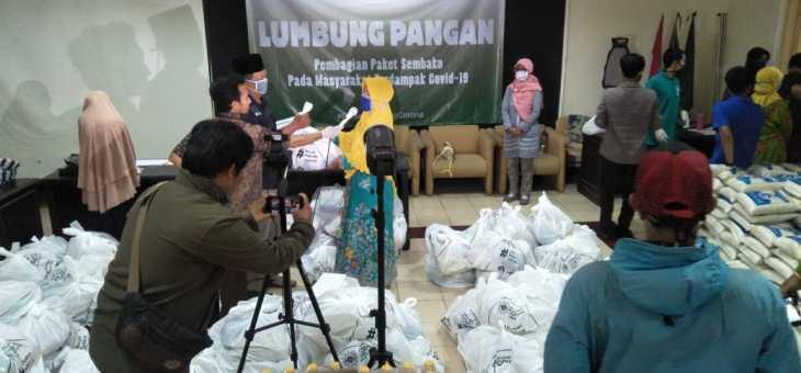 Paket Sembako untuk Panti Asuhan Muhammadiyah dan Aisyiyah se-DIY